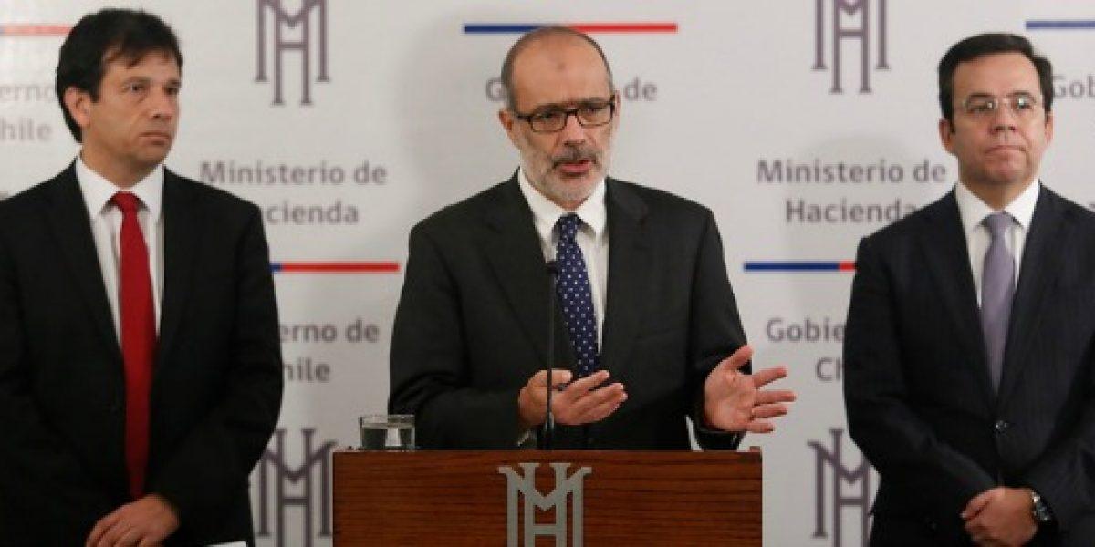 Gobierno anuncia nuevas medidas para estimular crecimiento