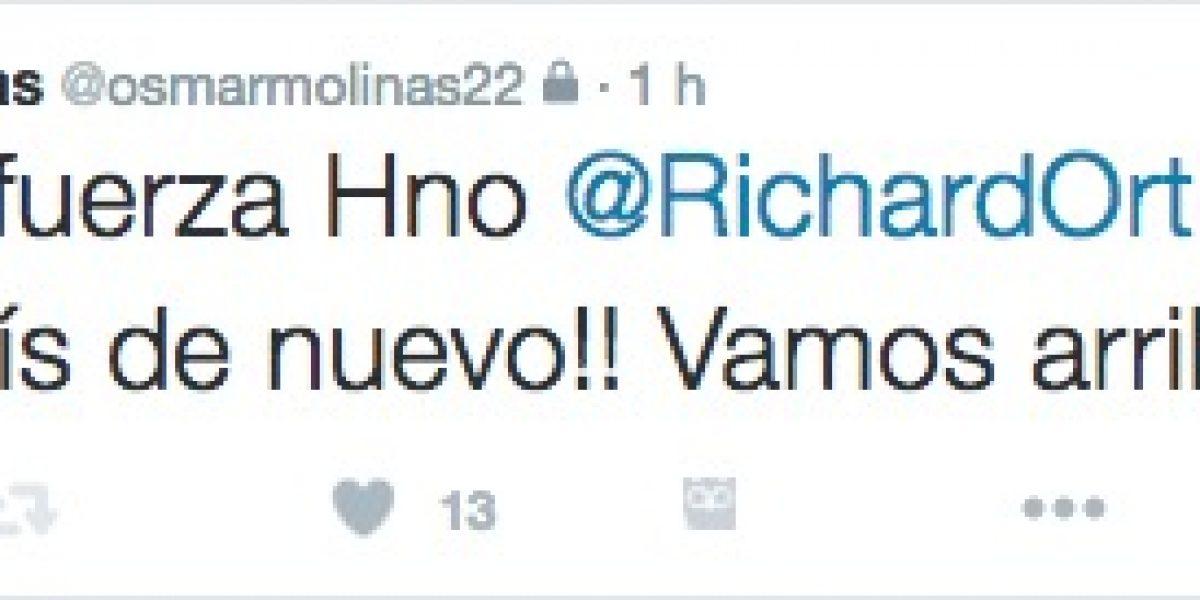 ¡Fuerza Richard Ortiz! La lesión que conmocionó a Paraguay en las Clasificatorias