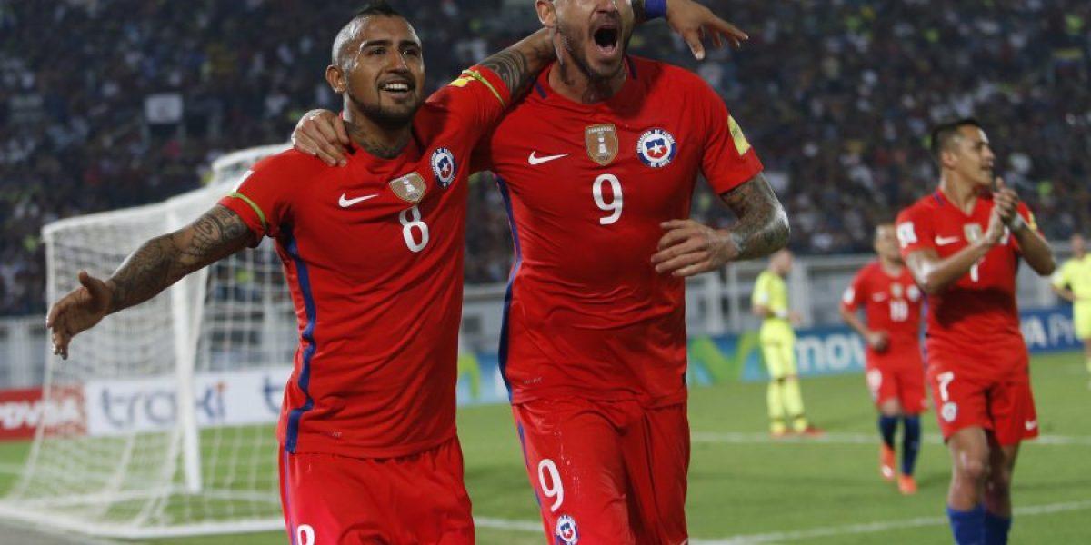 Prensa internacional y goleada de Chile:
