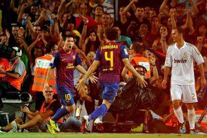 En el Camp Nou, Barcelona ha sido muy superior pues tiene 49 victorias por sólo 19 del Real Madrid. Foto:Getty Images. Imagen Por: