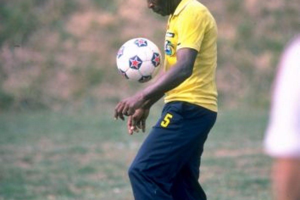 Es considerado uno de los mejores futbolistas de la historia. Foto:Getty Images. Imagen Por: