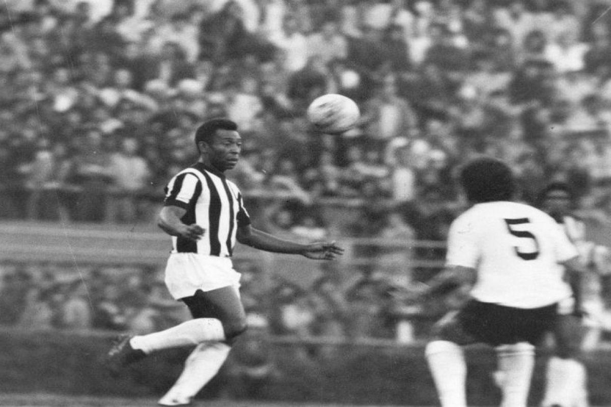 Su actuación más recordada en la Copa del Mundo ocurrió en México 70. Foto:Getty Images. Imagen Por: