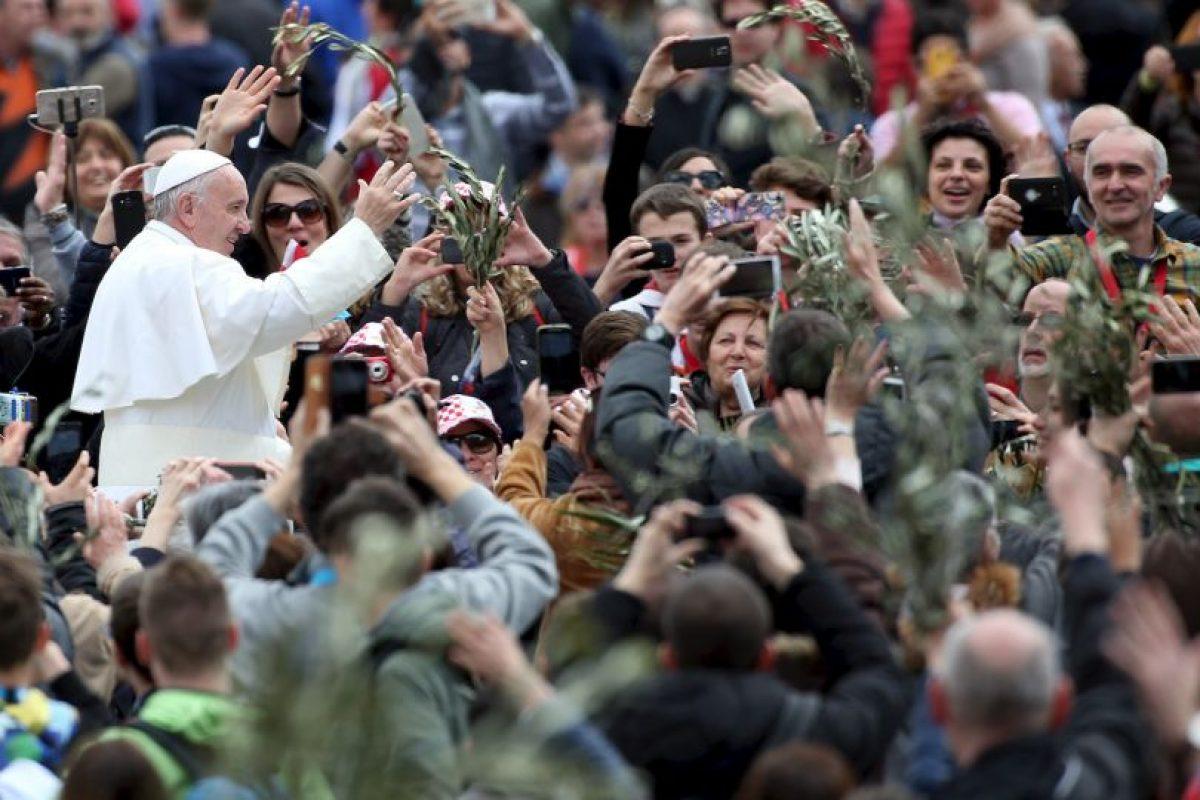 Dueña del periódico católico National Catholic Register. Foto:Getty Images. Imagen Por: