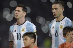 Argentina recibió a Bolivia en Córdoba. Foto:AFP. Imagen Por: