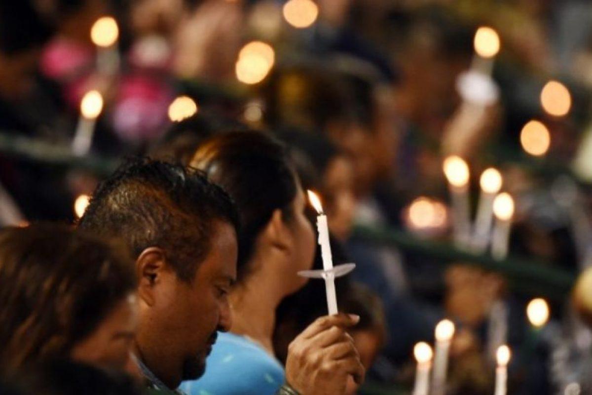 Tras investigaciones, las autoridades detallaron que el matrimonio era fiel seguidor del Estado Islámico Foto:AFP. Imagen Por: