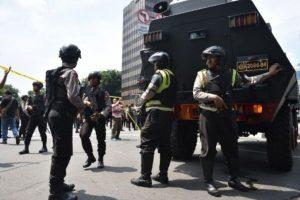 El 14 de enero, siete personas murieron en Yakarta, Indonesia. Foto:AFP. Imagen Por: