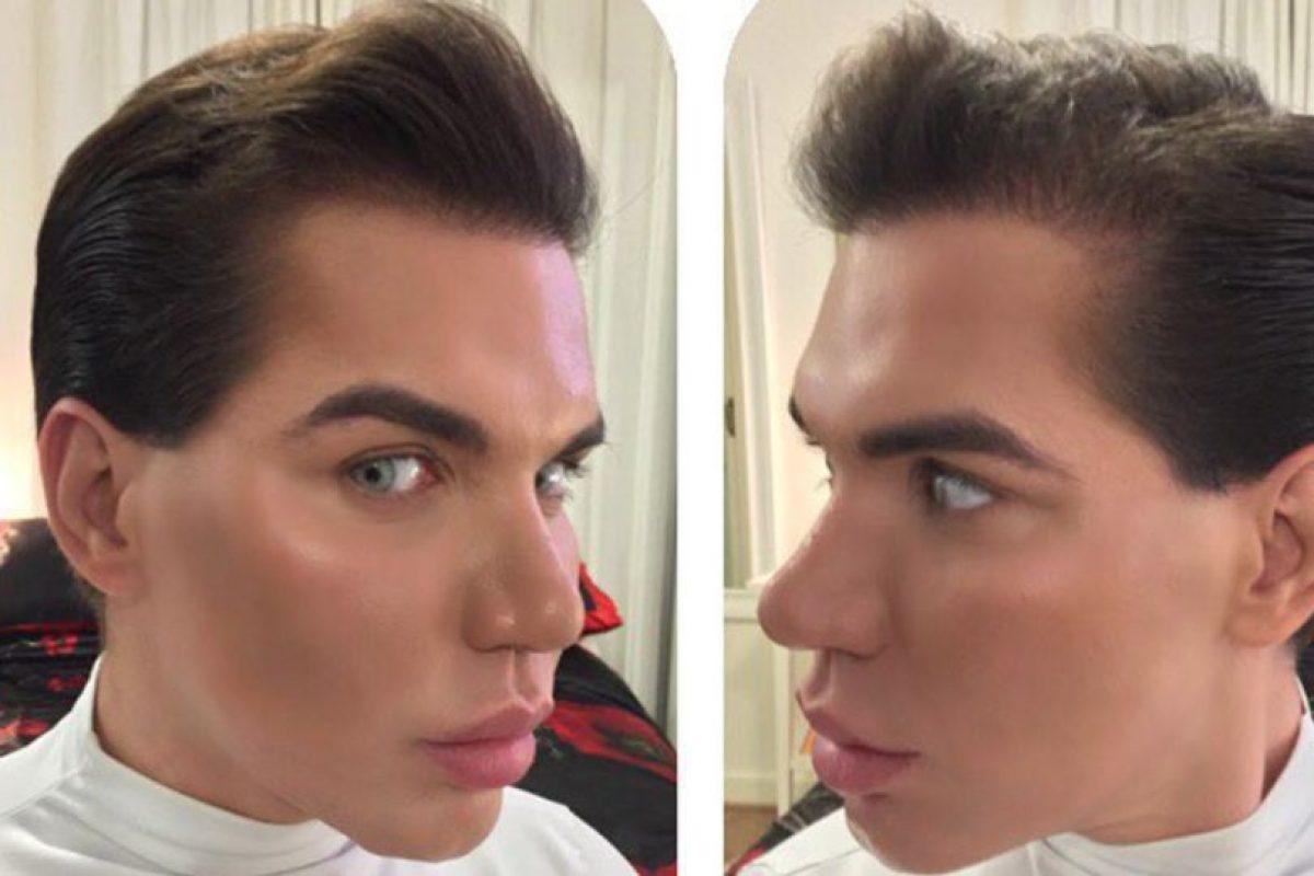 Pero se puso nuevo pelo. Foto:vía Instagram/rodrigoalves. Imagen Por: