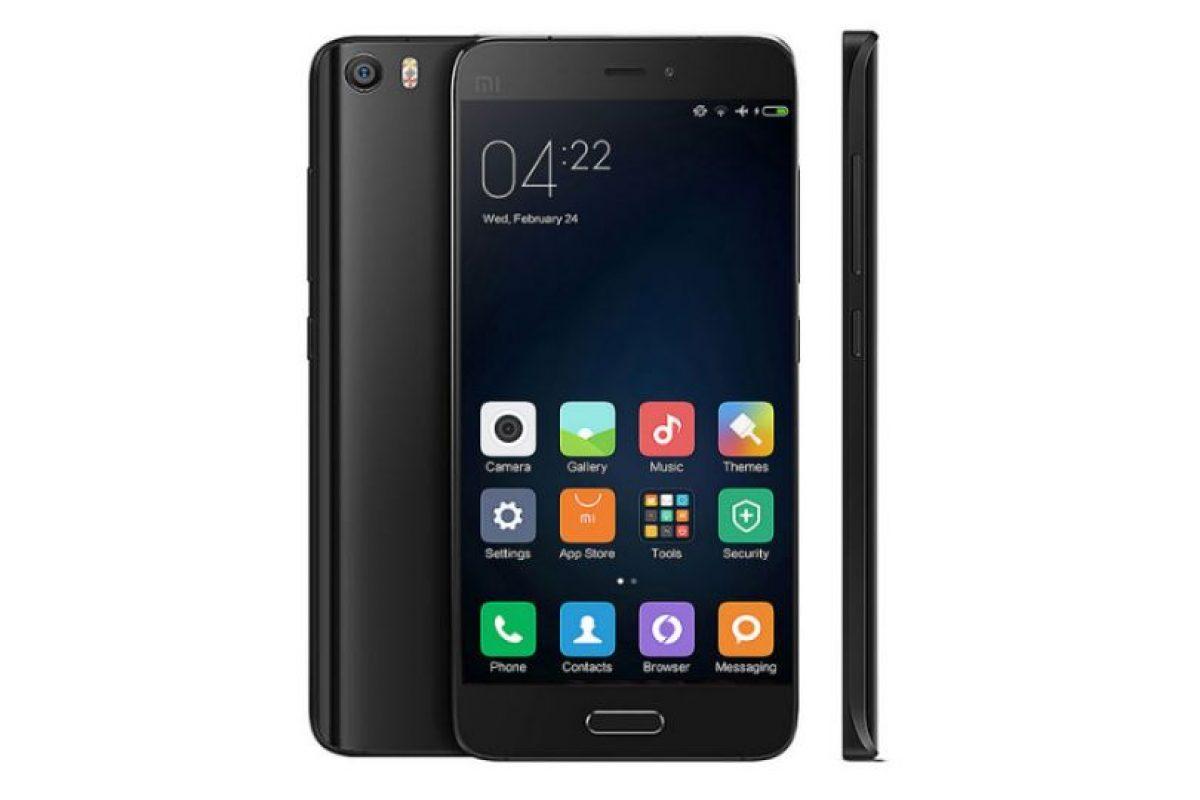 Xiaomi Mi 5 Pro: el celular indestructible. Foto:Xiaomi. Imagen Por: