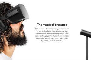 Esta tecnología te permitirá jugar en realidad virtual. Foto:Oculus Rift. Imagen Por: