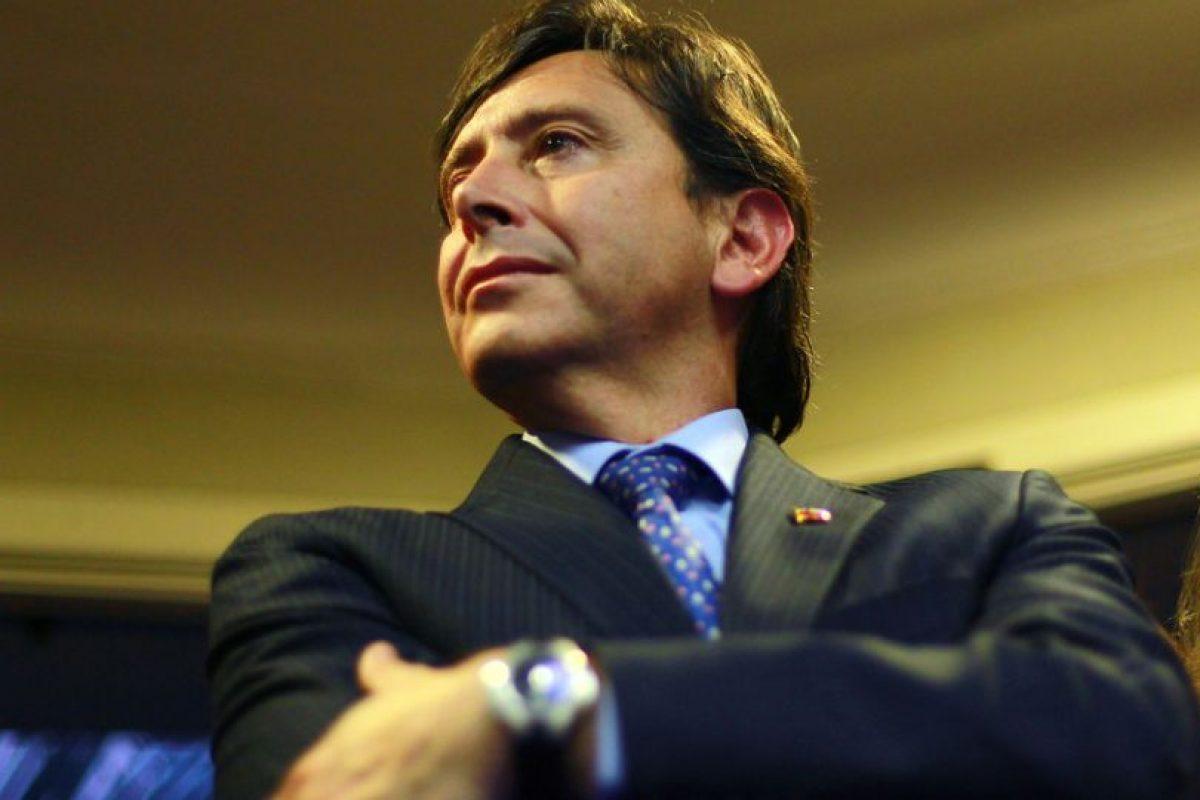 Laurence Golborne Foto:Agencia UNO. Imagen Por: