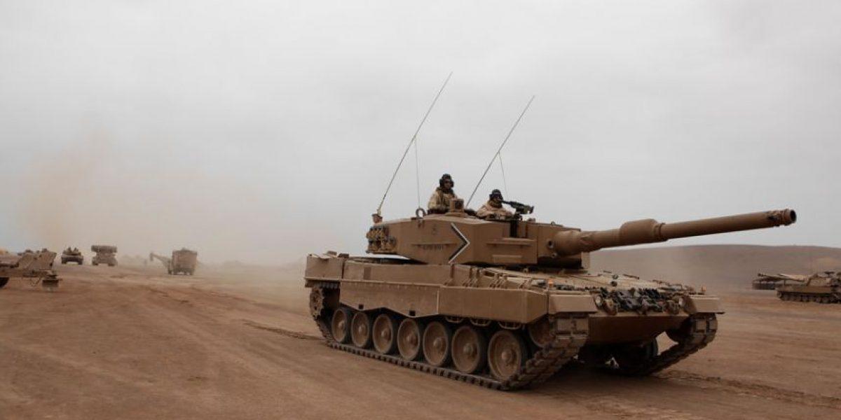 Suprema revoca absolución e impone condenas en caso tanques Leopard