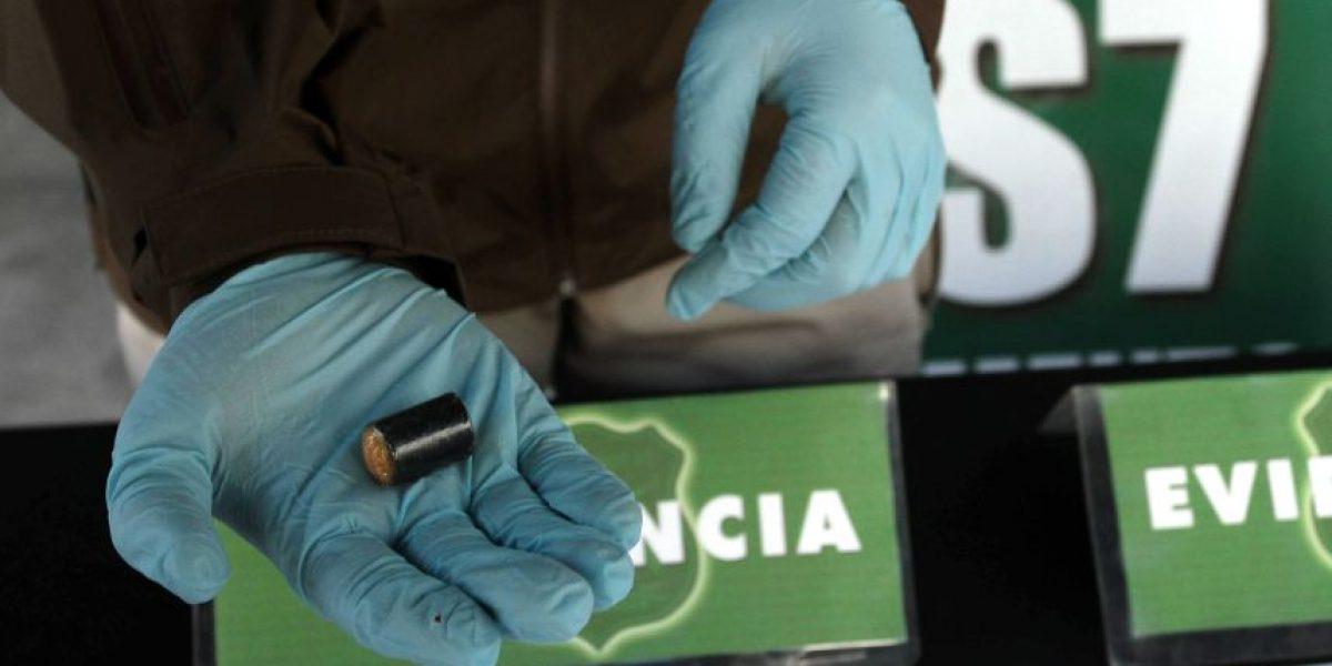 Carabineros detiene a ciudadano boliviano que portaba 90 ovoides de cocaína