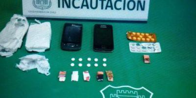 Abogado es sorprendido ingresando drogas a cárcel de Temuco
