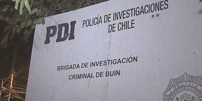En Buin detienen a uno de los violadores más buscados del país