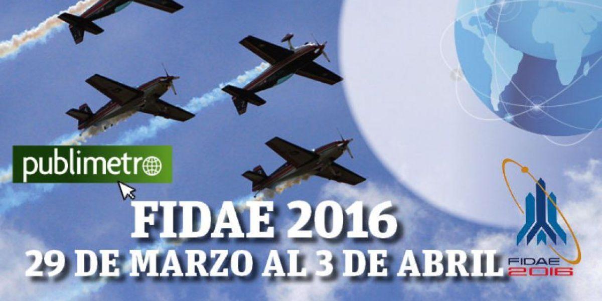 Infografía: Fidae 2016