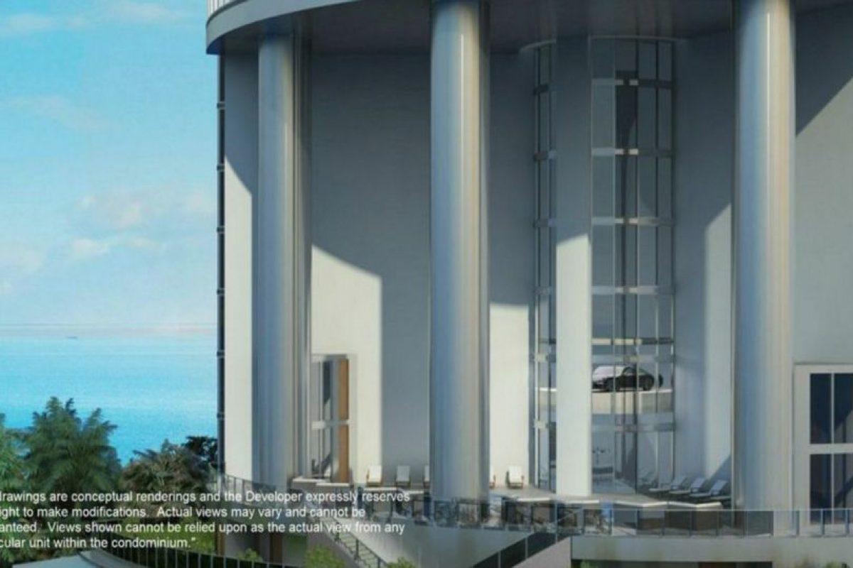 Esta torre cuenta con el respaldo de la marca de automóviles Porsche. Foto:Porsche Design Tower. Imagen Por: