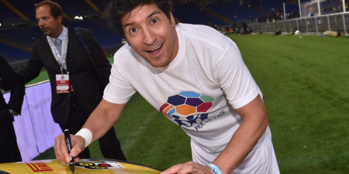Iván Zamorano: