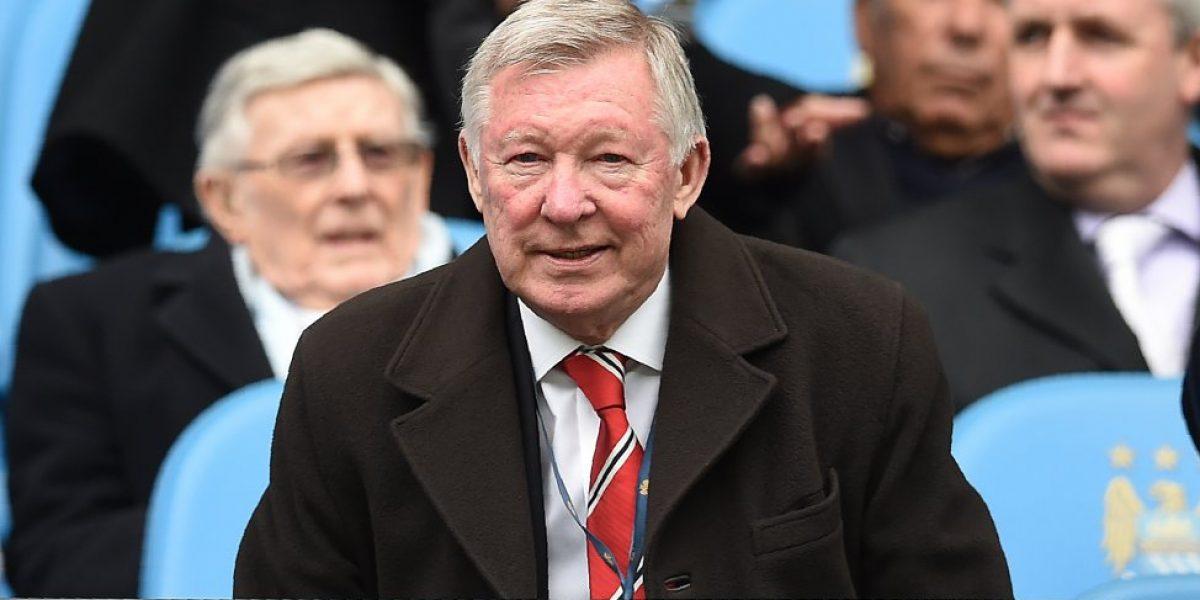 Sir Alex Ferguson le mandó un recado a Guardiola: