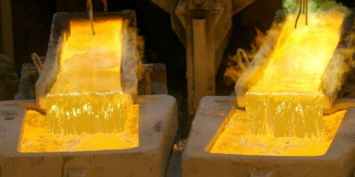 Precio promedio del cobre cerró el primer trimestre con un alza