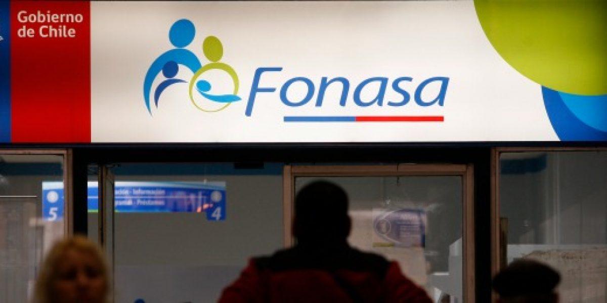 Fonasa inició devolución de pagos de excesos de cotizaciones