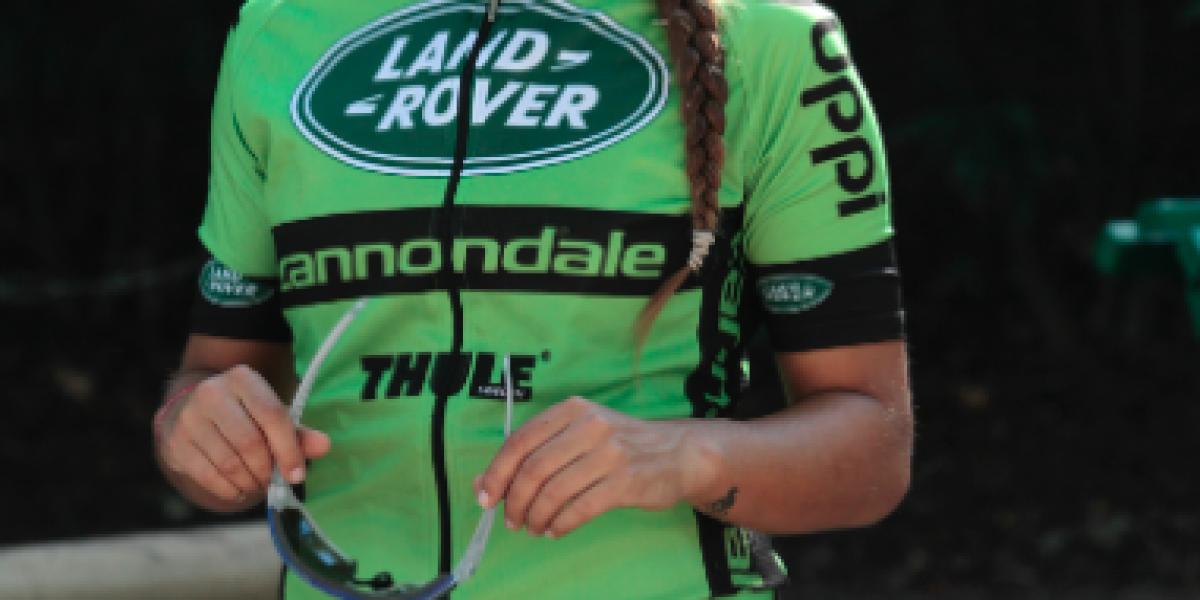 Ciclista chilena Valentina Monsalve triunfa en su primera carrera en España