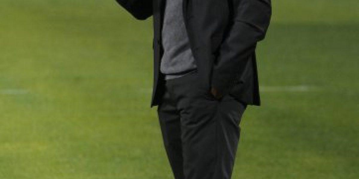 Víctor Rivero fue despedido de Everton tras una segunda rueda para el olvido