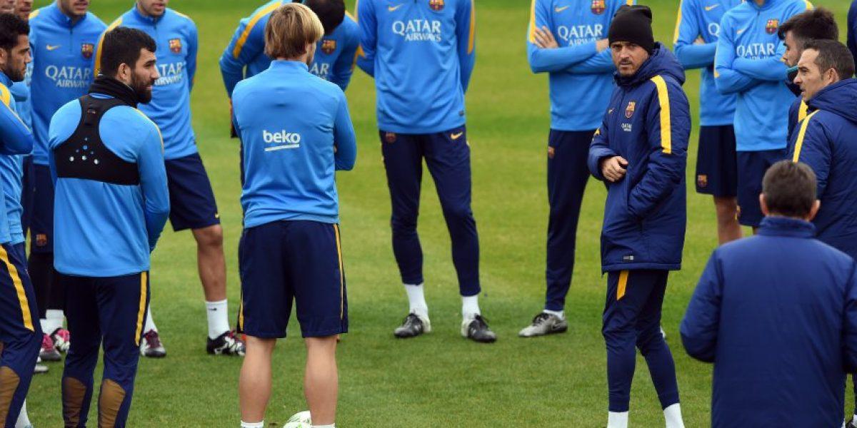 Barcelona prepara un