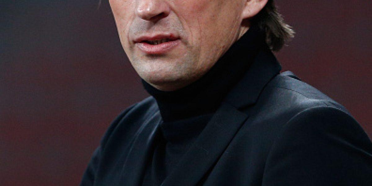 DT del Bayer Leverkusen está feliz con el regreso del chileno: