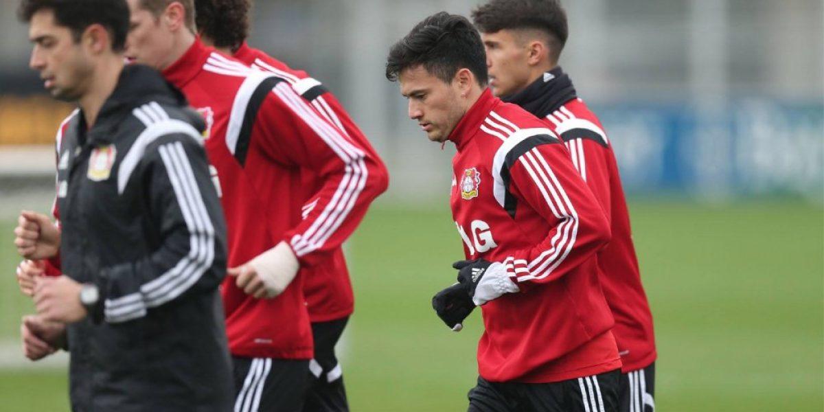 Ve la luz: DT del Leverkusen confirma que Aránguiz estará ante el Wolfsburgo