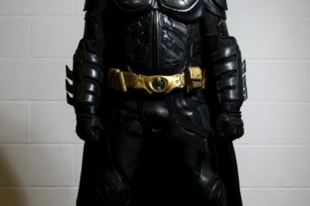 Batman es uno de los personajes de cómics más queridos y reconocidos. Foto:Getty Images. Imagen Por: