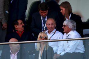 El presidente ruso es experto en judo y también le gusta el hockey. Foto:Getty Images. Imagen Por: