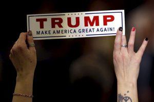Lleva 736 delegados de los mil 237 que necesita para ser nominado. Foto:AP. Imagen Por: