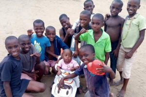 Anja Ringgren fundó African Children's Aid Education and Development Foundation el 21 de de mayo de 2014 Foto:facebook.com/anja.loven/. Imagen Por: