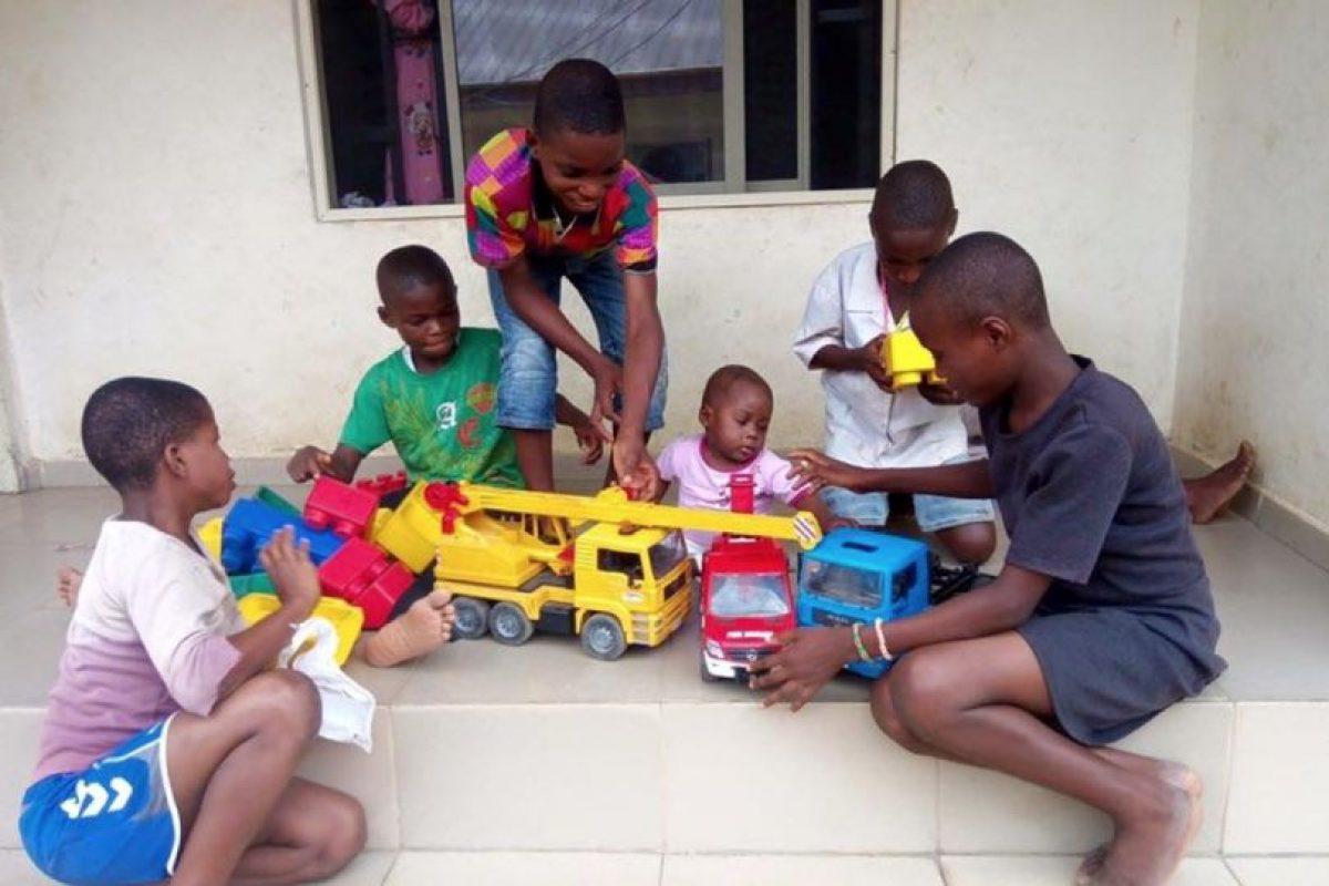 Agregó la función de orfanato el 1 de junio de 2014. Foto:facebook.com/anja.loven/. Imagen Por: