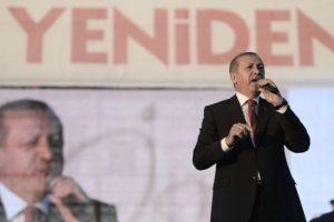 Recep Tayyip Erdogan Foto:Getty Images. Imagen Por: