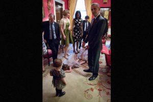 Obama ha sido testigo de berrinches. Foto: Vía whitehouse.gov/photos. Imagen Por: