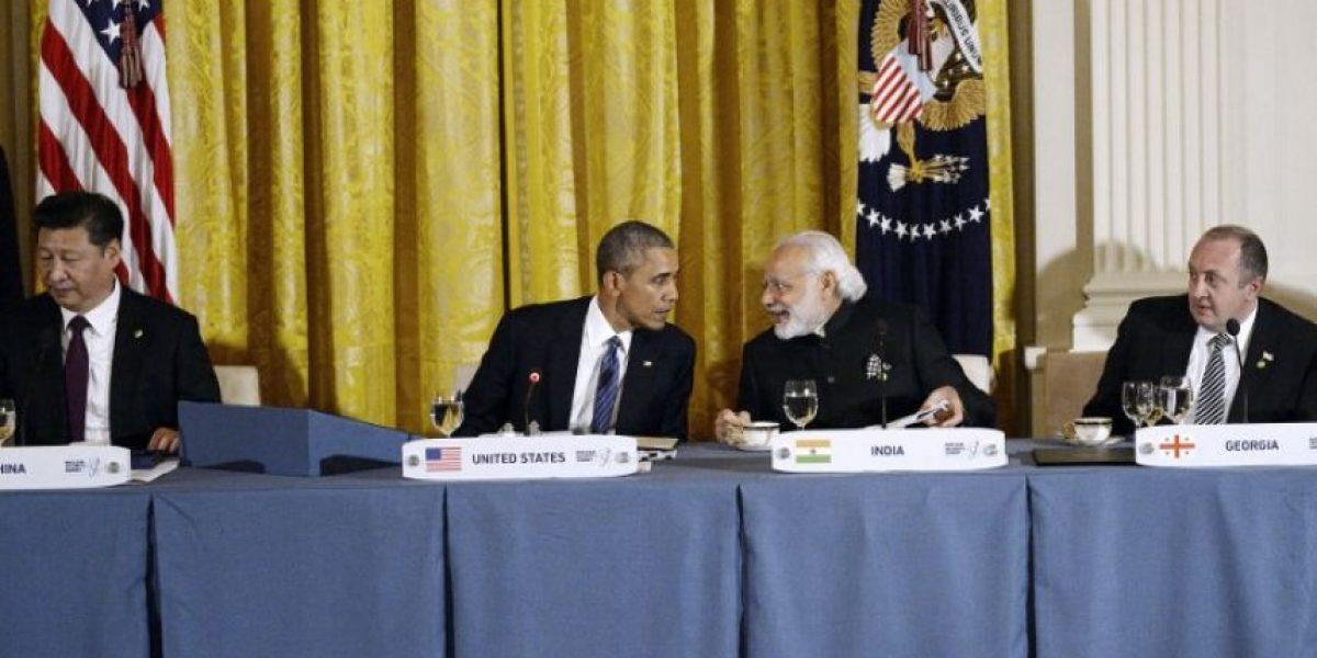 Washington recibe a más de 50 presidentes en la IV Cumbre de Seguridad Nuclear