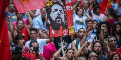 Brasil: Miles de personas se manifestaron en favor de Dilma y Lula