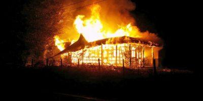 """""""Todas las iglesias serán quemadas"""
