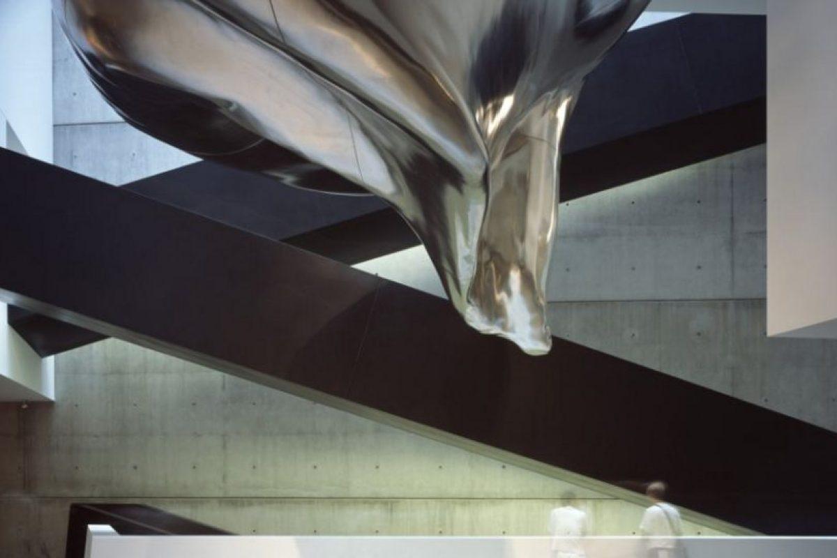 Centro de Arte Contemporáneo Rosenthal en Cincinnati. Foto:Zaha Hadid Architects. Imagen Por: