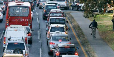 Lo Barnechea saca 500 autos en hora punta con esta alternativa de transporte