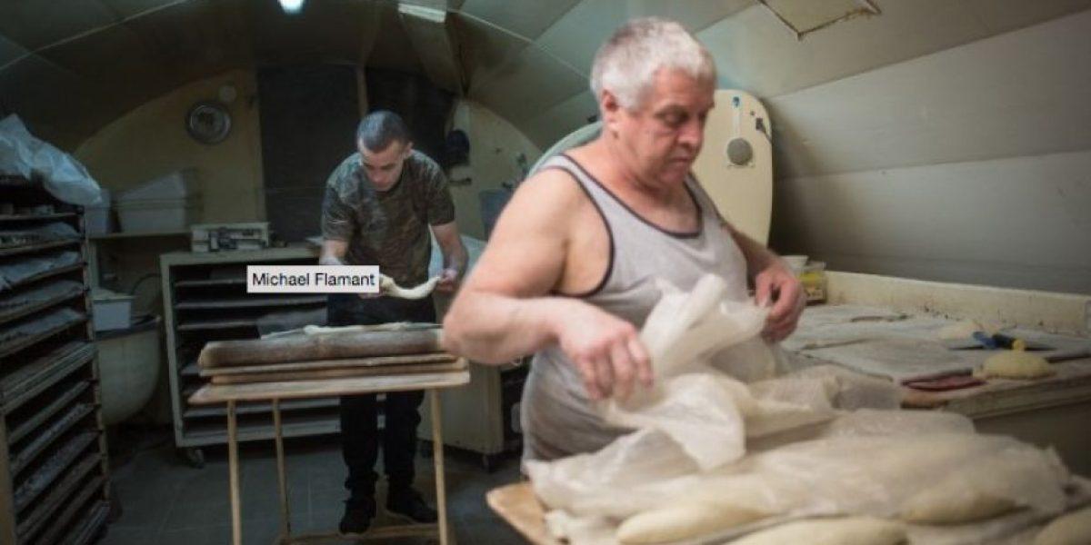 Imperdible: la historia del panadero y el mendigo que conmueve a toda Francia