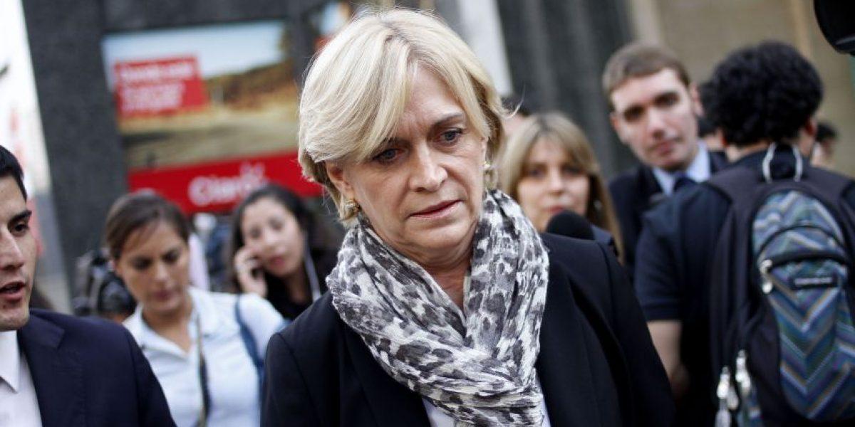 Evelyn Matthei acusa a la Cancillería de