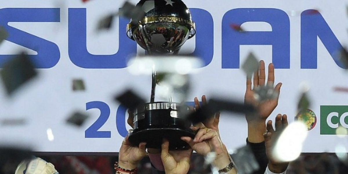 ¿Quiénes y cómo se clasifican los equipos chilenos a la Copa Sudamericana 2016?