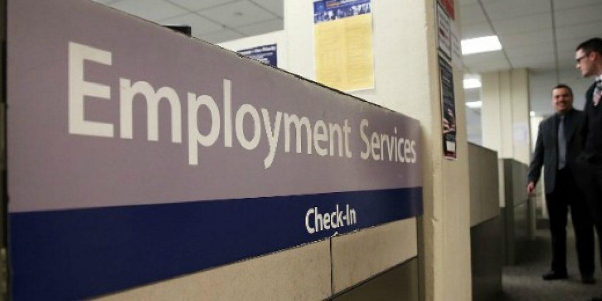 La tasa de desempleo en Estados Unidos sube al 5% en marzo