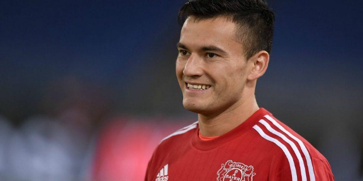 Minuto a minuto: Aránguiz será suplente en el Leverkusen tras siete meses de inactividad
