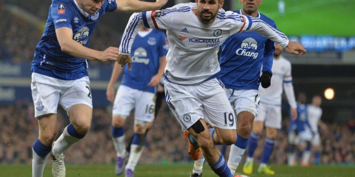 Diego Costa es sancionado con un partido y multa económica por la FA