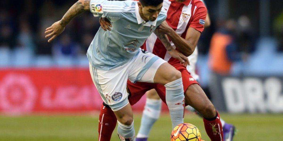 Pablo Hernández recibió el alta médica y podría ser alternativa en Celta de Vigo