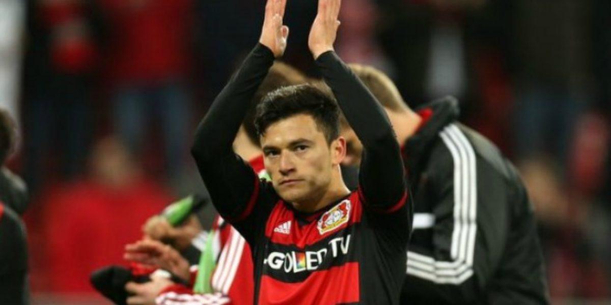 Y un día volvió: Charles Aránguiz sumó minutos en el Leverkusen tras siete meses de ausencia