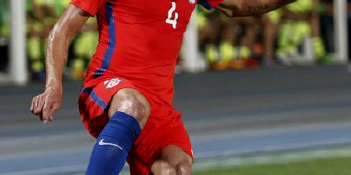 Mauricio Isla quiere a los mejores jugadores para disputar la Copa América Centenario
